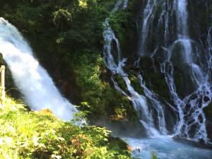 クライマックス 滝