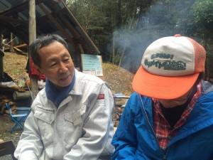 山田さんと澄さん