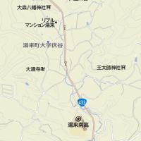 間伐 地図