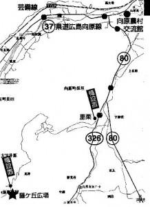 神ノ倉 地図