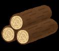 材木イラスト